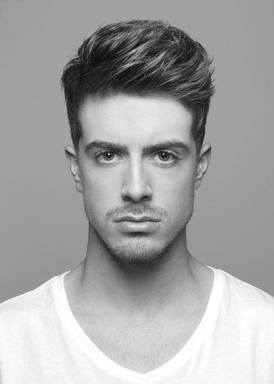 Kurze Frisuren Für Männer Frisuren Pinterest Die Besten