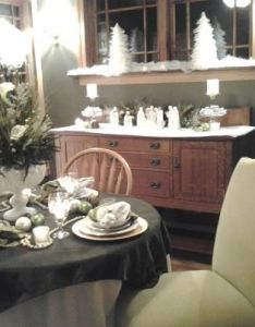 Tipp city christmas in the village tour of homes this early   home was decorated also rh pinterest