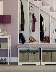 incredible space saving ideas for the area under your stairs top inspirations also rh pinterest