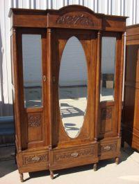 Antique Furniture french Antique Armoire Wardrobe Antique ...