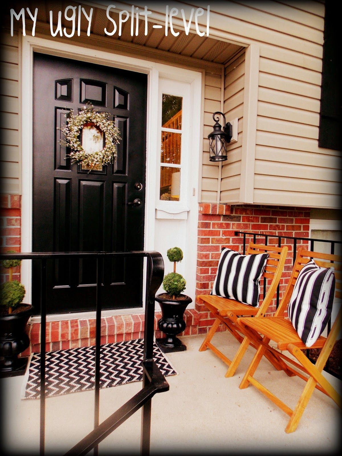 Level Images Homes Front Porches Split