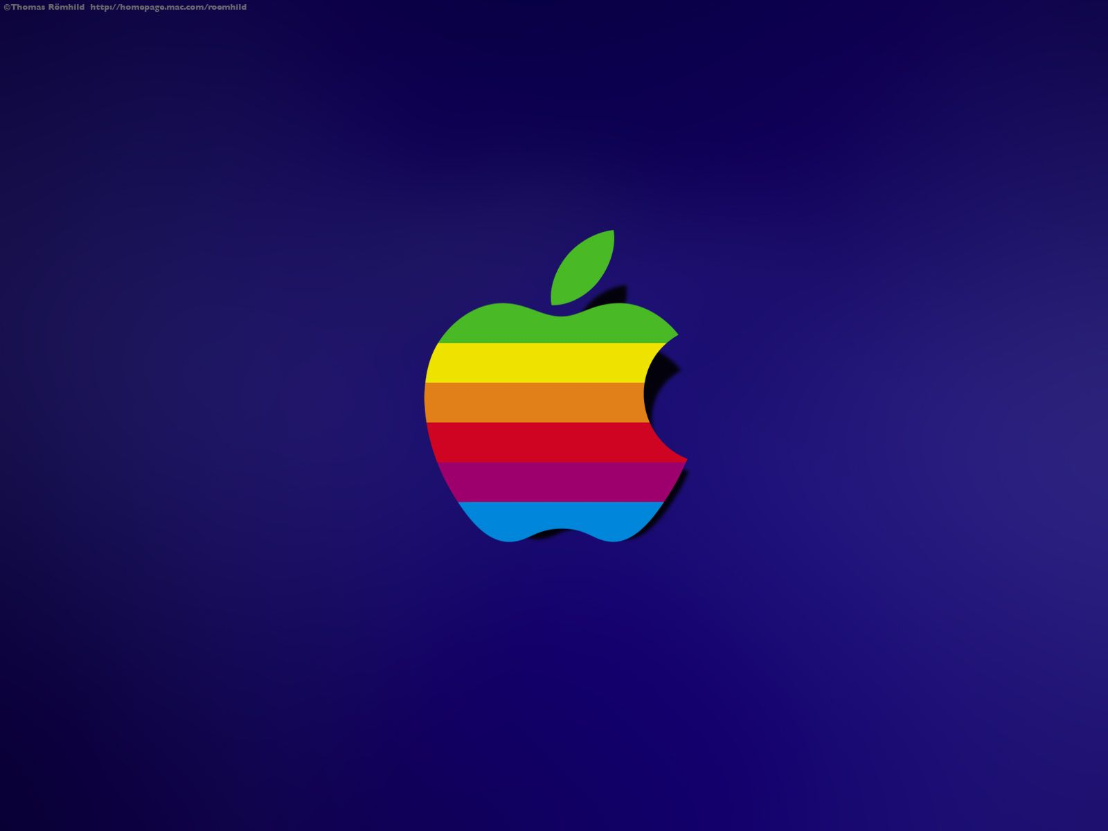 colourful apple logo | apple | pinterest | logos, wallpapers and