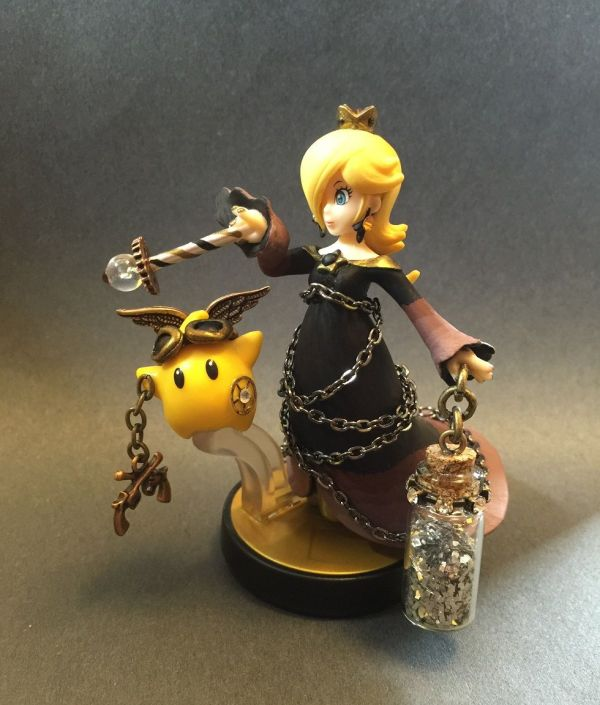 Steampunk Rosalina - Imgur Action Figures Nintendo And Video Games