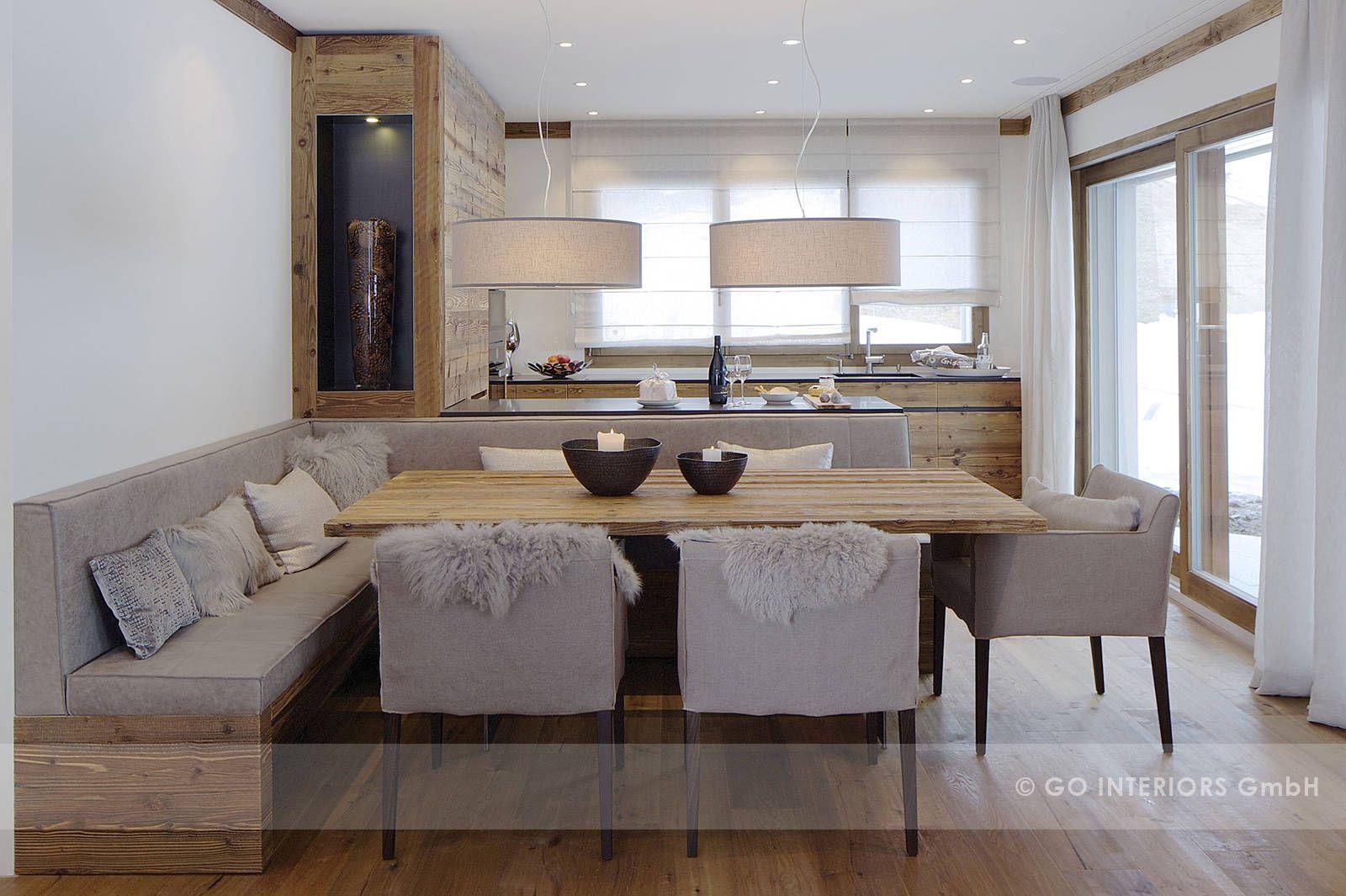 Wohnideen Interior Design Einrichtungsideen  Bilder  Rustikale esszimmer Rustikal und Esszimmer
