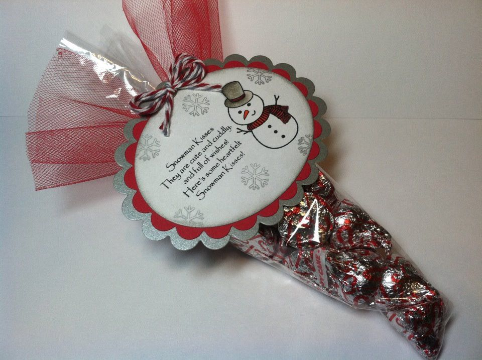 Cute And Easy To Make And Give Away As A Small Token Gift