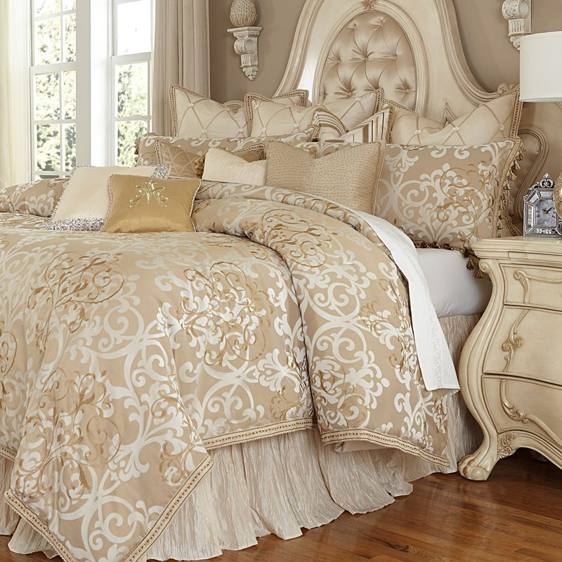 Luxembourg Bedding from Michael Amini Bedding by AICO