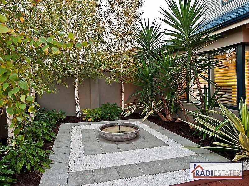 Photo Of A Tropical Garden Design From A Real Australian Home