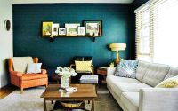 accent wall living room - Google Search | Home | Pinterest ...