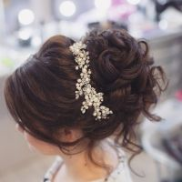 36 Messy wedding hair updos | wedding hairstyles updos ...