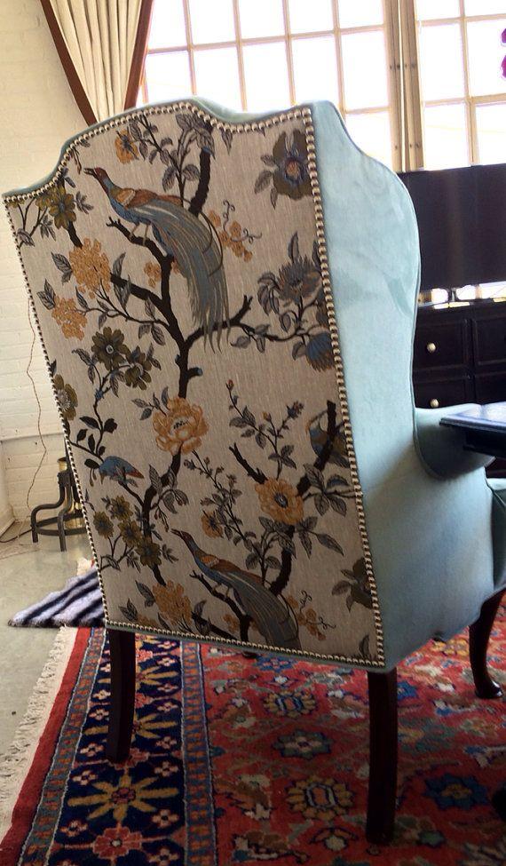 Best 25 Chair upholstery fabric ideas on Pinterest