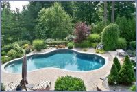 Easy Landscaping around Pools | Re-landscape around the ...