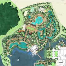 Resort Master Plan Layout Architecture