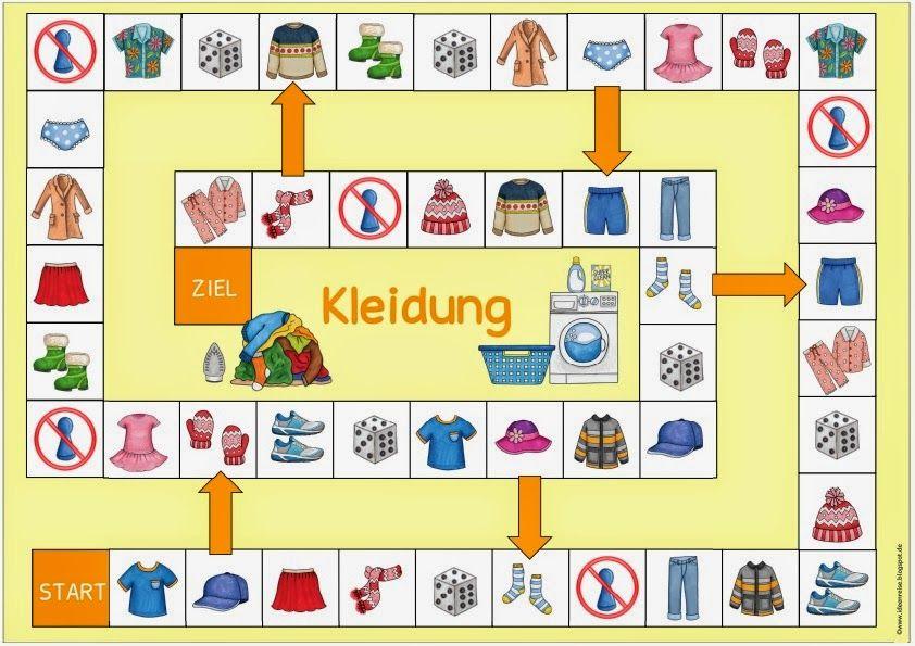 Ideenreise DAZ  DAF  Pinterest  Deutsch Kindergarten