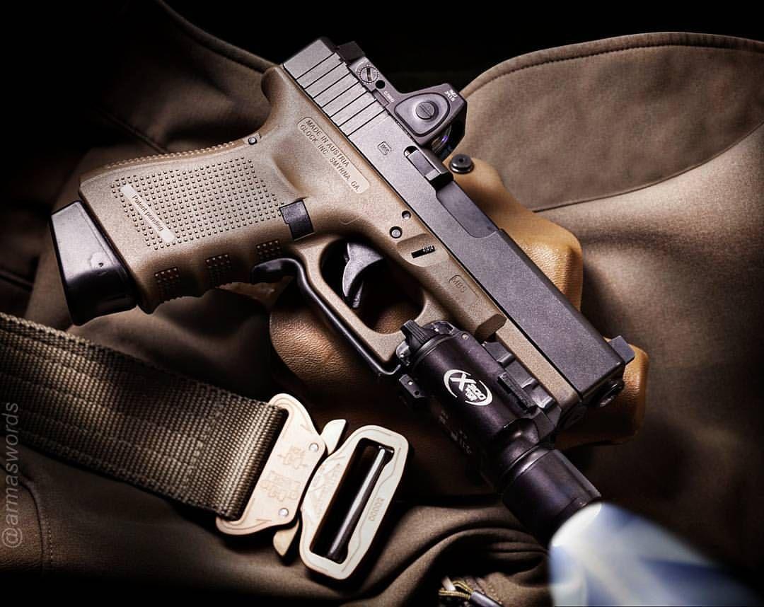 Keep Calm And Shoot Glock