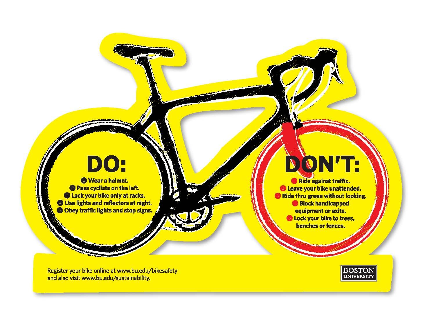 Cyclists Need To Follow Rules Of The Road For The Common