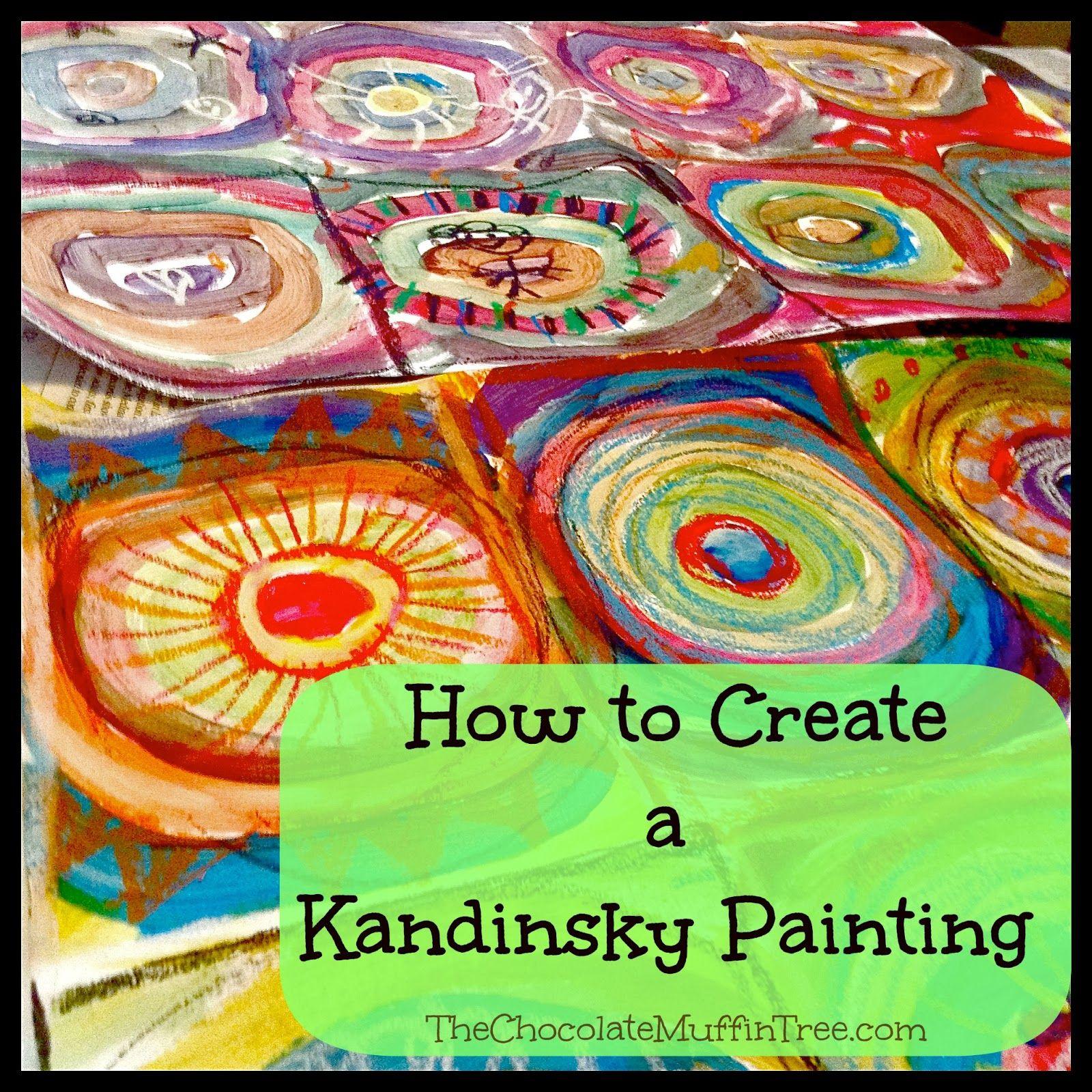 25 Unique Kandinsky Kids Ideas