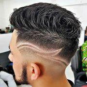barbershop haircuts barber