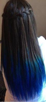 kool aid dye dark hair - google