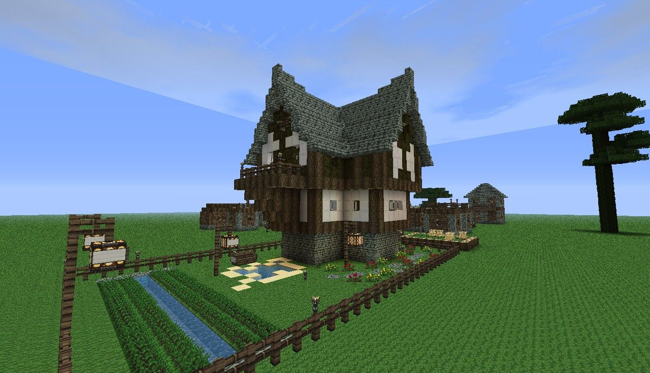Minecraft Village Building Google Search Minecraft Inspiration