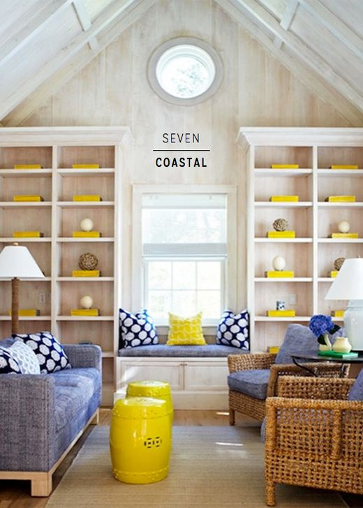 Seven creative ideas to decorate with yellow also living room rh pinterest
