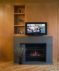 fireplace designs | Contemporary Gas Fireplace Designs ...