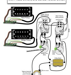 seymour duncan wiring diagram 2 triple shots humbuckers wiring diagram for you [ 2354 x 3166 Pixel ]