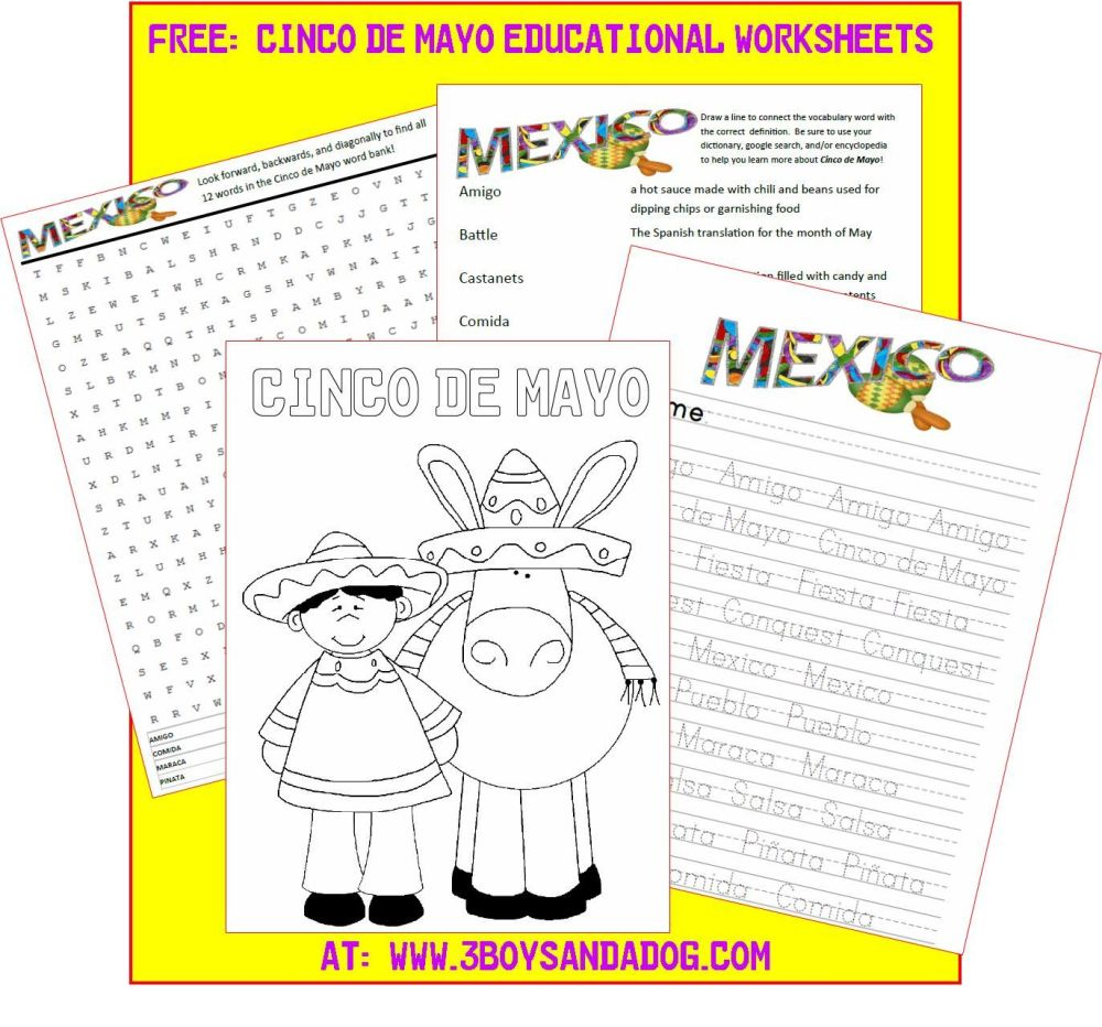 medium resolution of Hispanic Heritage Month Worksheets For Kids   Printable Worksheets and  Activities for Teachers