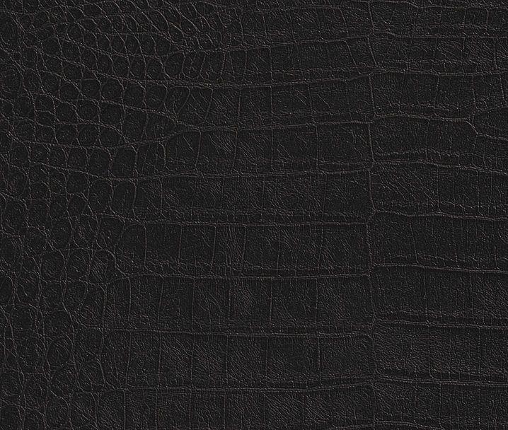 Rasch African Queen II kroko zwart behang 474107