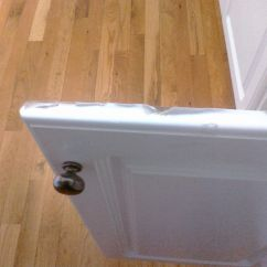 Replacement Kitchen Drawer Box High Chairs For Island How To Repair And Paint Thermofoil Cabinets