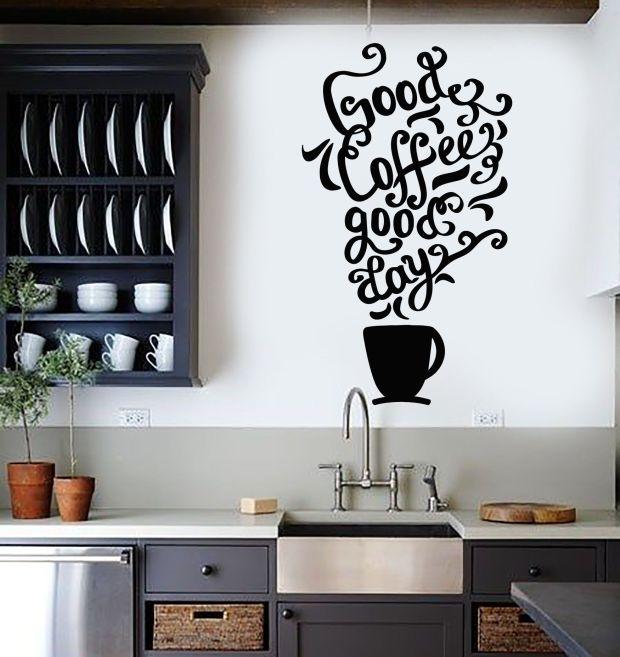 Cafe Wall Decor - Home Design Ideas
