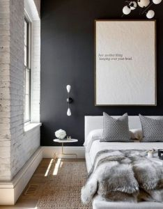 Black white and organic shades wall coloursdesign also decking bedrooms rh pinterest