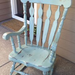 Shabby Chic Chair Lawn With Sunshade Rocking Country Things I Love