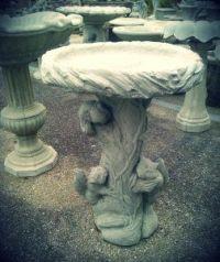 BirdBaths & Fountains | Gardens, Florida and Decor