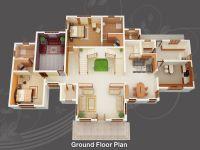 Image for Free Home Design Plans 3D Wallpaper Desktop ...