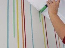 34 Cool Ways to Paint Walls | Creative, Creative design ...