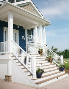 House also porch for the attractive skirting that adds chic rh pinterest