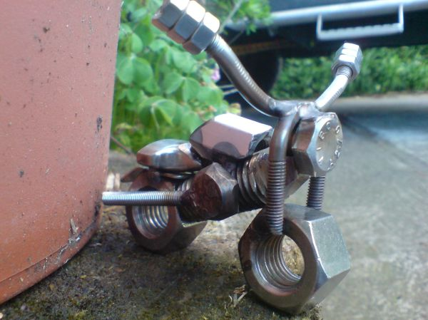 Welding Art Nuts And Bolts Top Online
