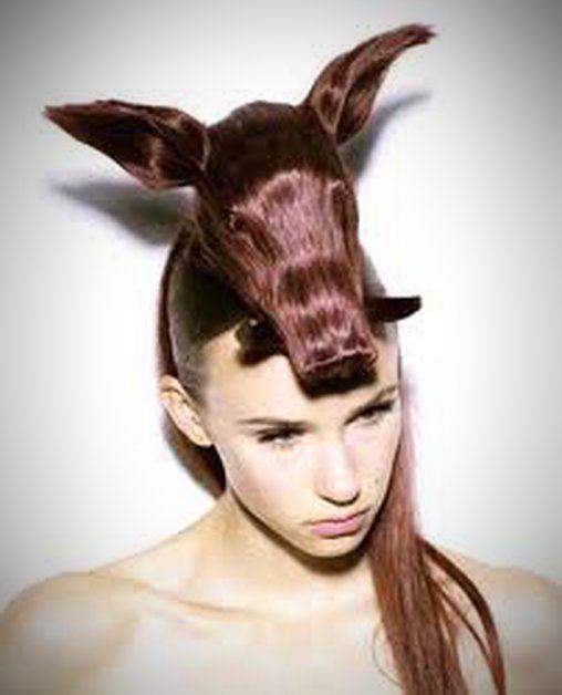 26 Total Verrückte Frisuren Bilder Videos Lol De Menschen