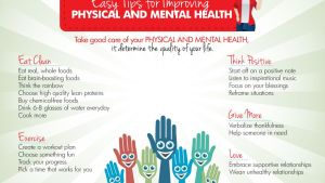 Easy Tips For Improving Physical And Mental Health Fitness Republic Get Fit Fab