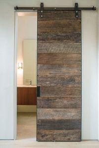 interior sliding barn doors ideas modern bathroom design ...