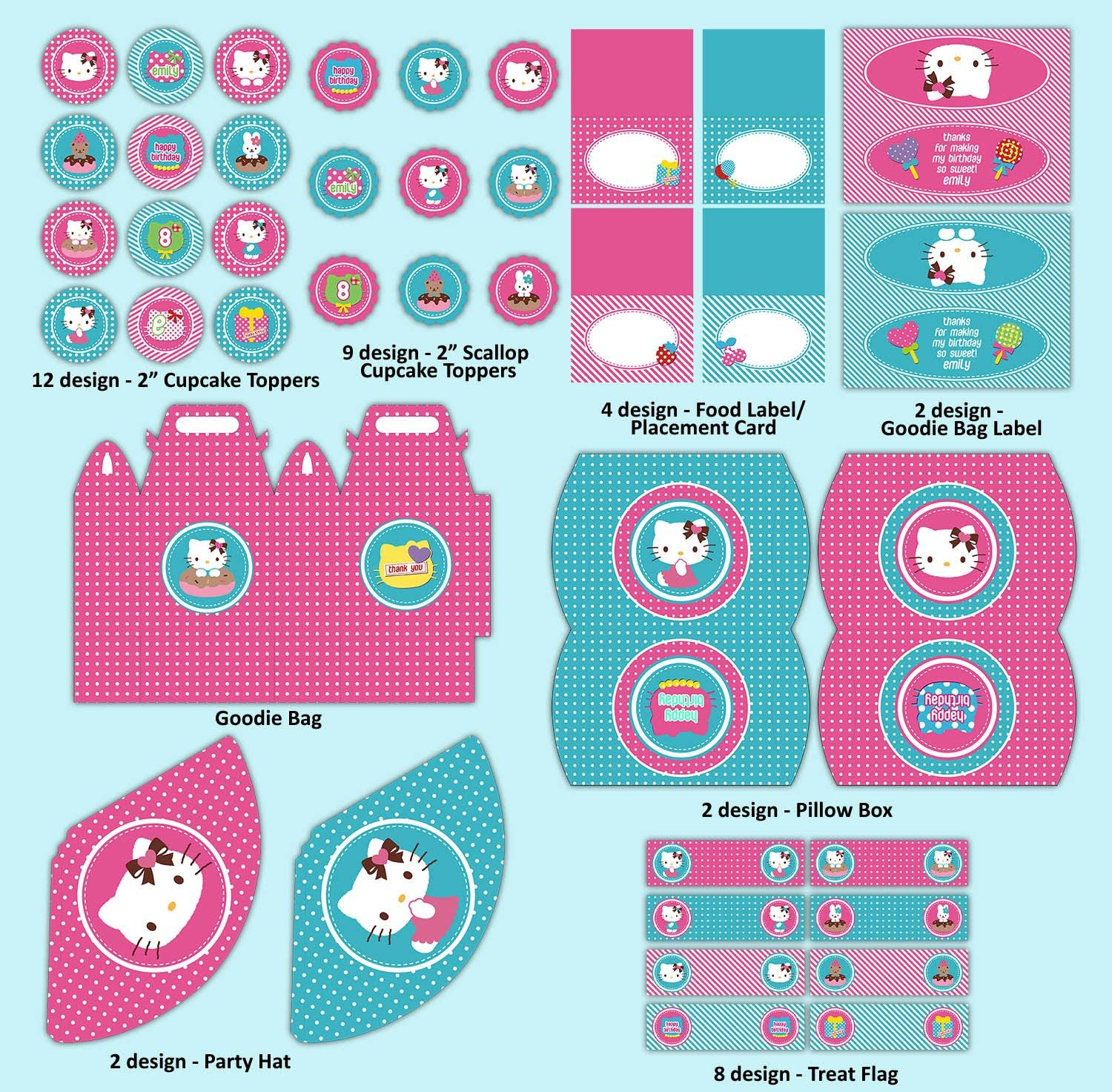 Hello Kitty Party Images Supplies Amp Decorations