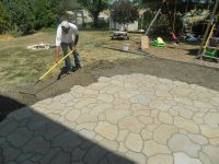 25 Great Stone Patio Ideas for Your Home | Flagstone ...