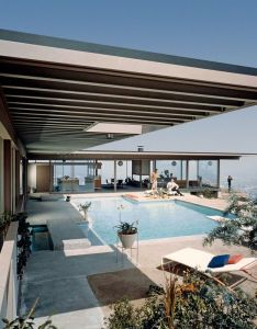 Stahl house by pierre koenig photography julius shulman jul getty trust also five amazing houses that have redefined the way we live rh fi pinterest