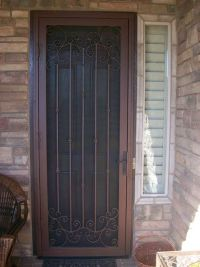 Home Security Doors Phoenix Installation | Security Screen ...