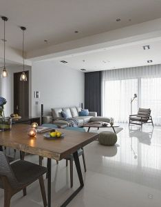 Fresh and elegant residential in taiwan by hozo interior design also rh nz pinterest