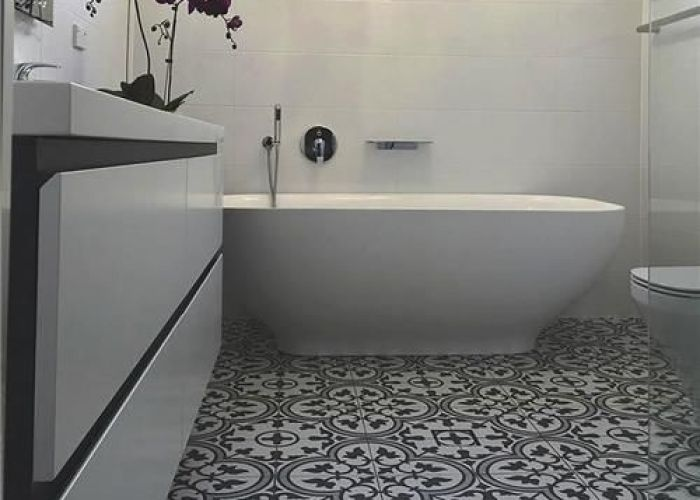 The somertile art grey porcelain floor and wall tile features  gorgeous geometric pattern in combination of green hues combine these tiles for also  arte  wall bathroom
