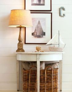 Sail boat details in  nautical home decorating the house pinterest boats boating and detail also rh