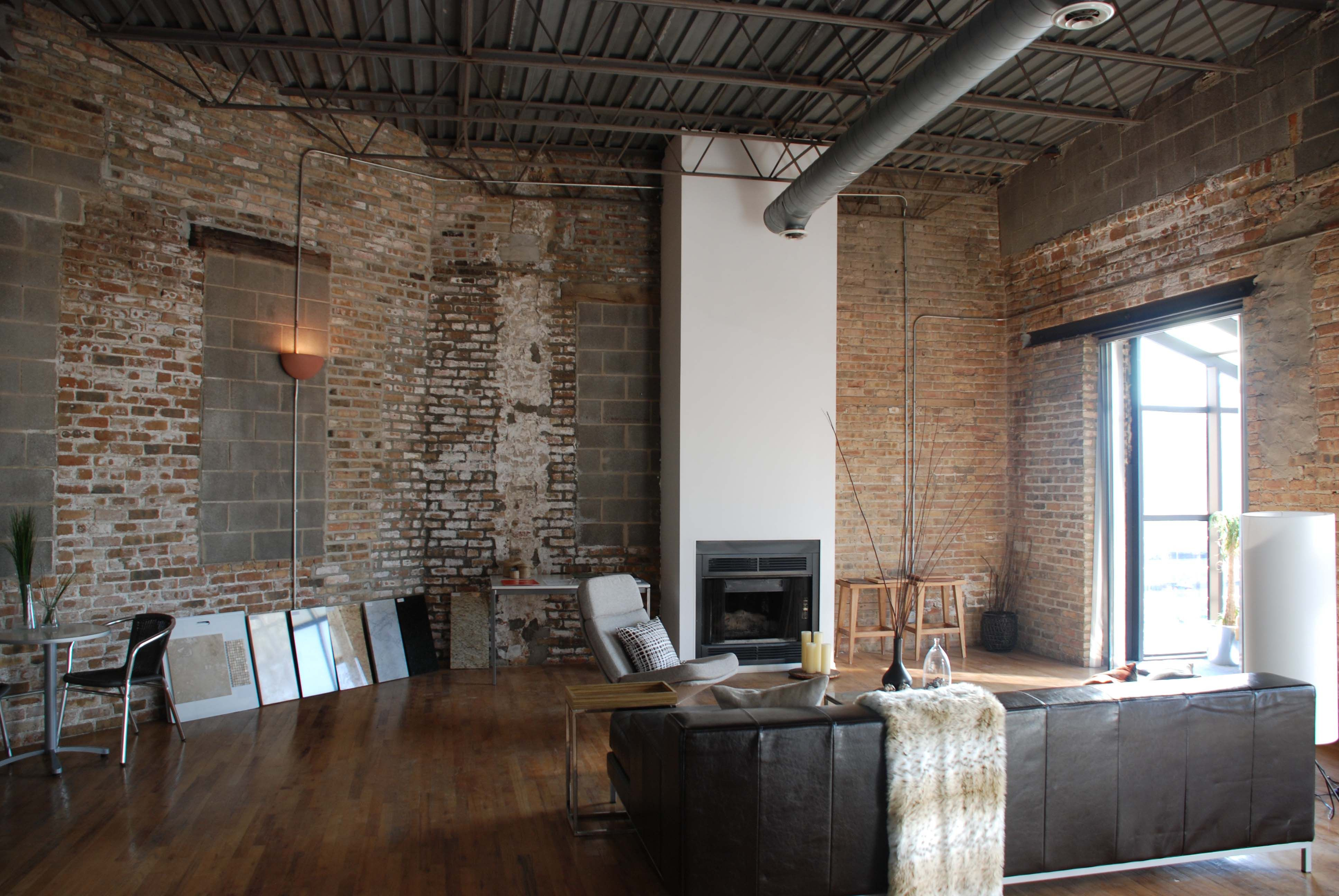 Industrial Loft Apartment on Pinterest  Apartment