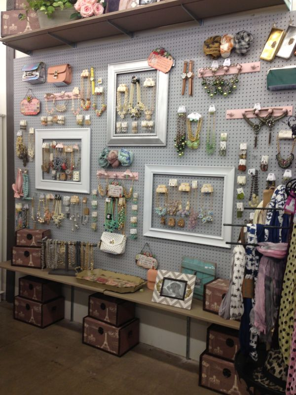 Boutique Jewelry Display Ideas