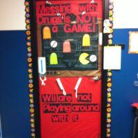 Drug awareness week door decoration. | School Ideas ...